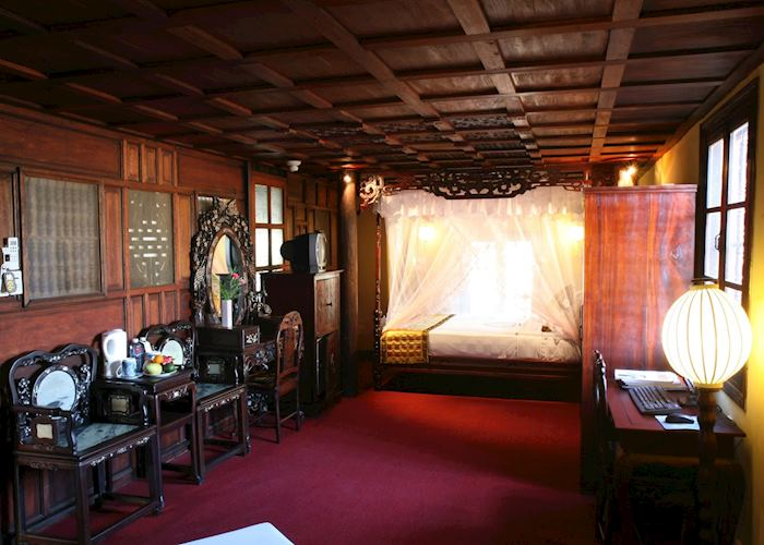 Special Room, Vinh Hung Merchant's House, Hoi An