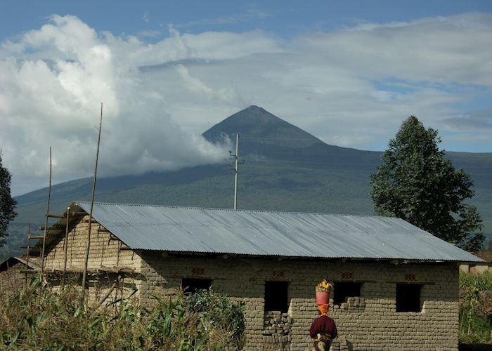 Ruhengeri landscape, Rwanda