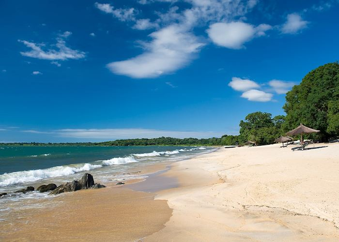 Northern Shores of Lake Malawi