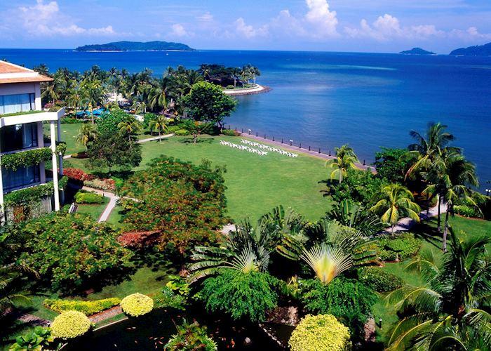 Shangri-La's Tanjung Aru Resort, Kota Kinabalu