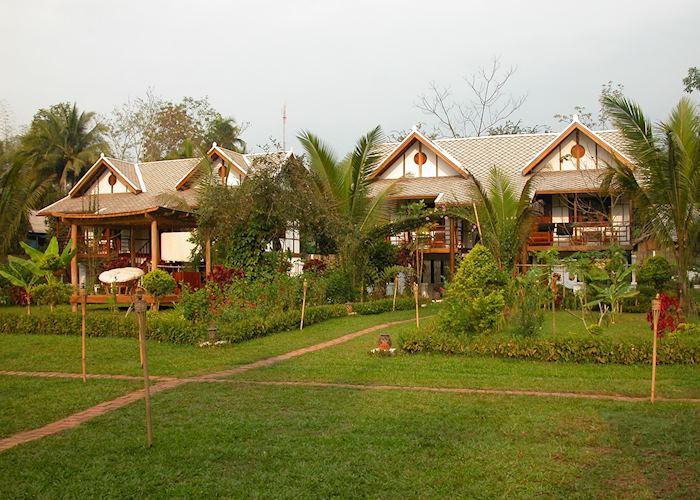 Gardens, Muang La Resort, Muang La