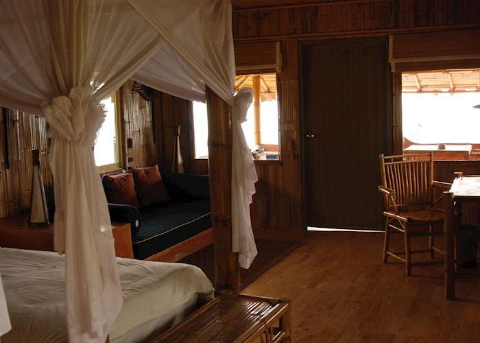 Deluxe room, Phu Chaisai Resort, Chiang Rai
