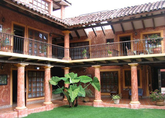 Casa Mexicana, San Cristobal de las Casas