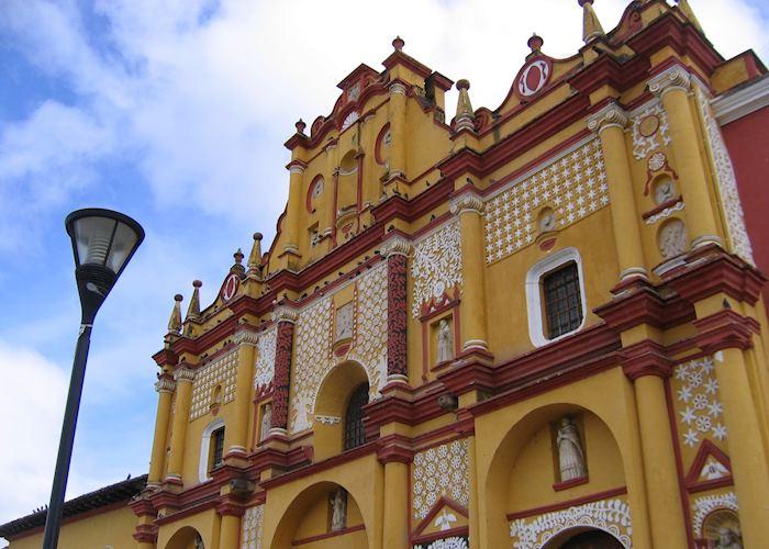 Cathedral de San Cristobal, San Cristobal de las Casas