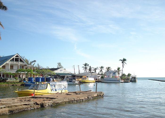 Ambodifotatra, Île Sainte-Marie, Madagascar