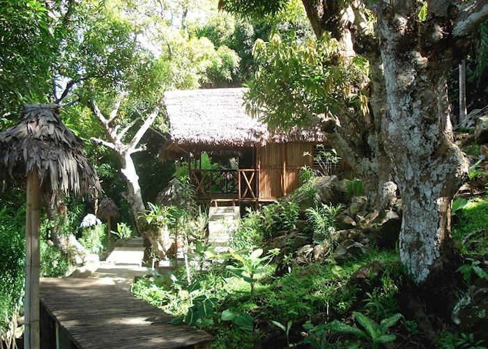 Standard Bungalow, Jardin Vanille, Nosy Komba