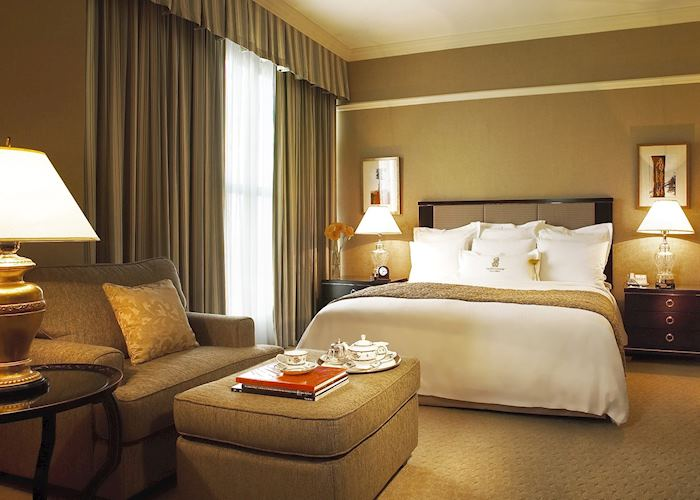 Deluxe room, Ritz Carlton, Kuala Lumpur