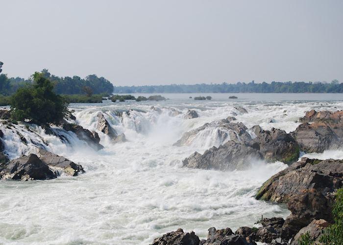 Khone Papeng waterfall