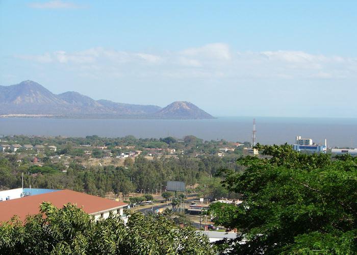 Lake Managua, Managua
