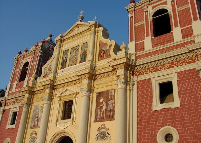 Iglesia El Calvario, Leon