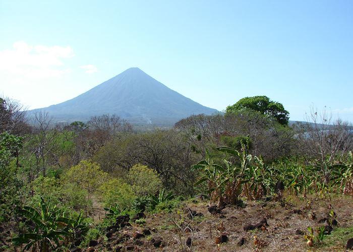 View from El Porvenir, Nicaragua