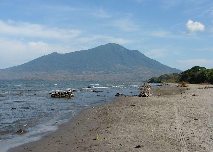 Maderas volcano view, Villa Paraiso