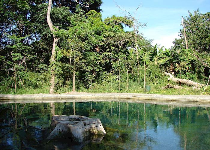 Ojo de Agua, Ometepe Island