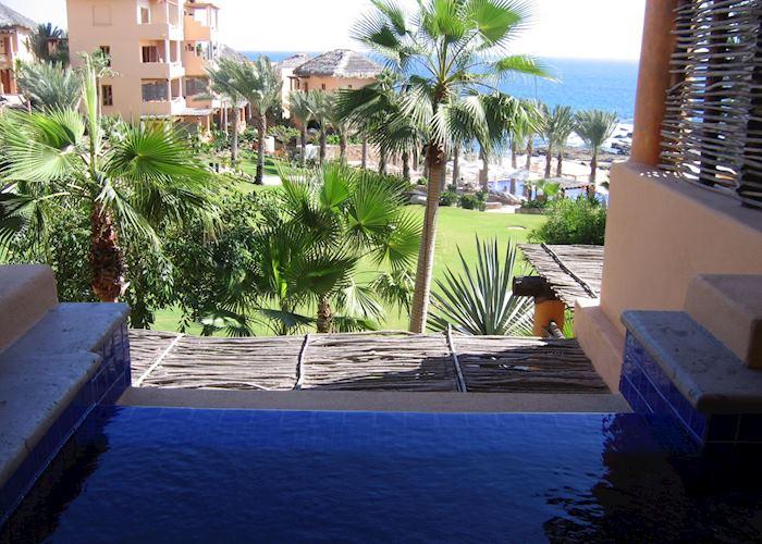 Jacuzzi on terrace, La Esperanza, San Jose del Cabo