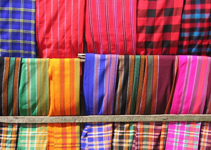 Maasai blankets for sale
