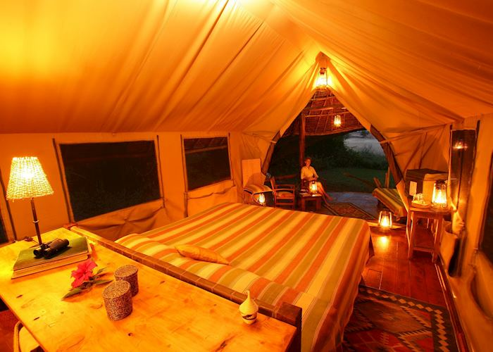 Tortilis Camp, Amboseli National Park