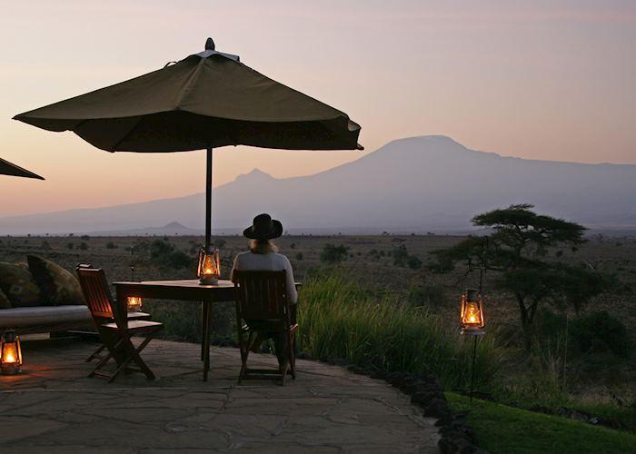 Tortilis Camp, Amboseli National Park