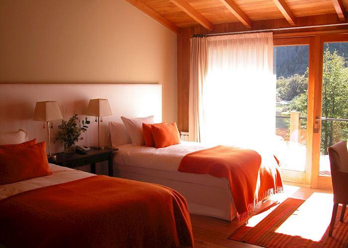 Deluxe Suite with terrace, Rio Hermoso Lodge, San Martin de los Andes