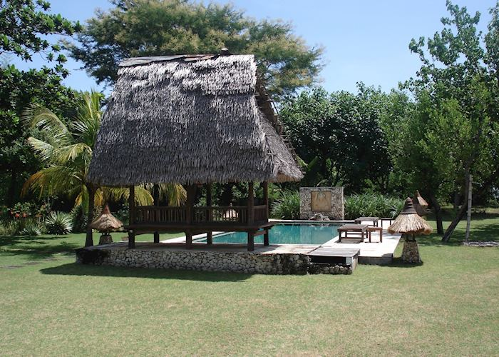 Private villa pool, Puri Ganesha, Pemuteran