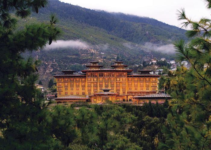 Taj Tashi Hotel, Thimphu