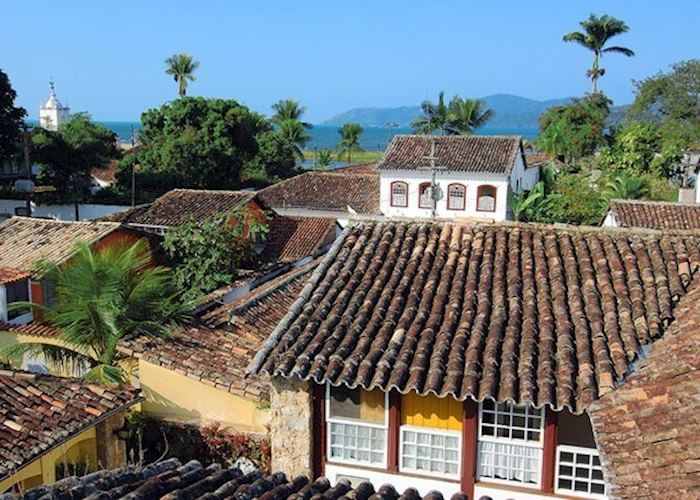 Pousada do Ouro, Paraty