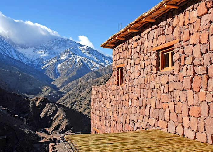 Azzaden Trekking Lodge, The High Atlas Mountains