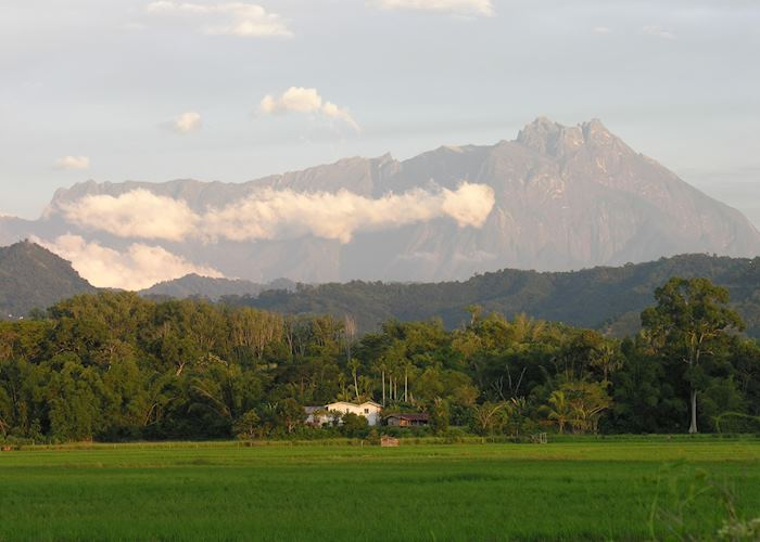 Mount Kinabalu, Kinabalu National Park, Malaysian Borneo
