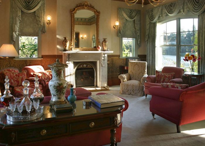Manor House Drawing Room, The Woodman Estate