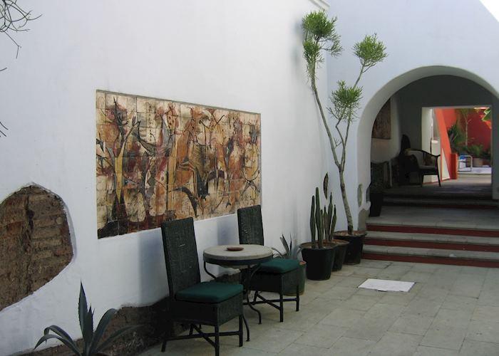 Casa Oaxaca, Oaxaca