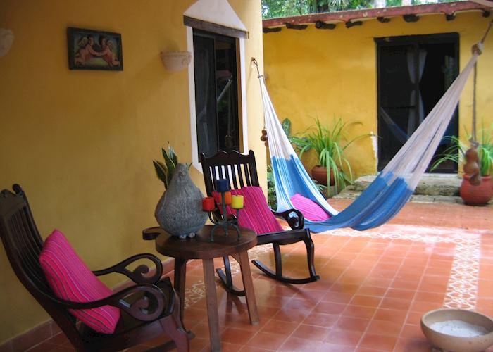 Hacienda Chichen, Chichén Itzá