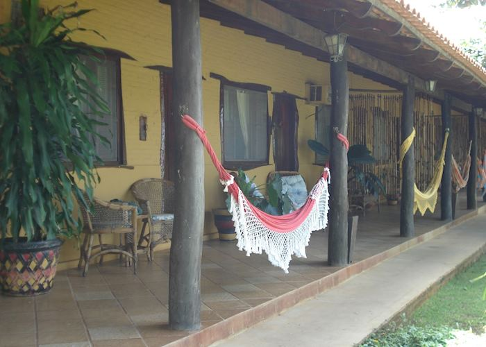 Lodgings at Araras Lodge, Pantanal