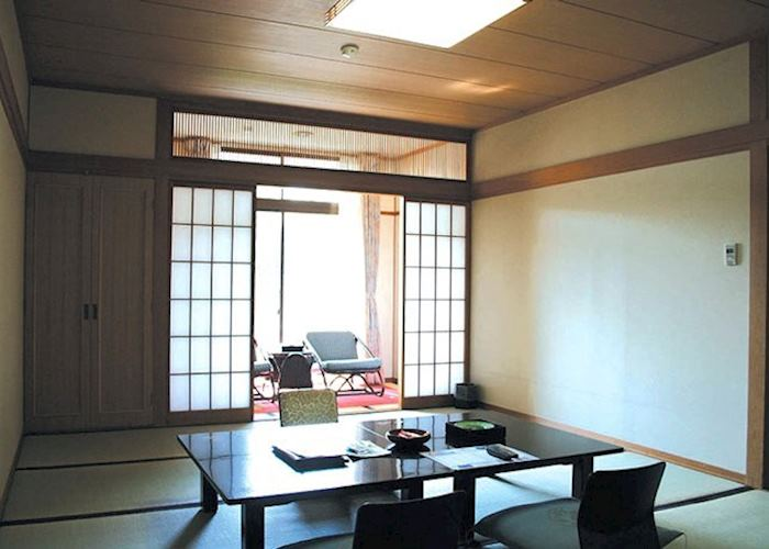 Japanese room, Tsubaki Kan