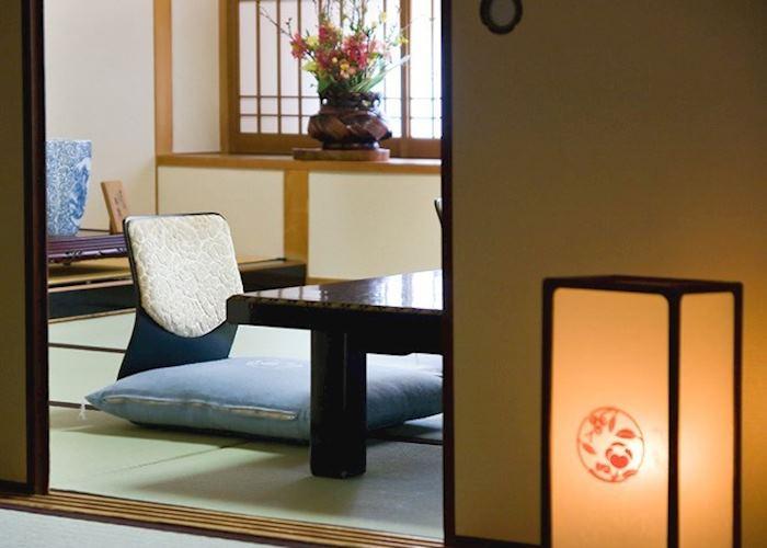 Tokubetsu room, Tsubaki Kan