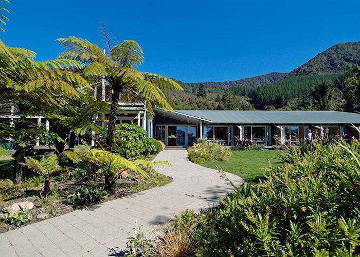 Raetihi Lodge, Marlborough Sounds