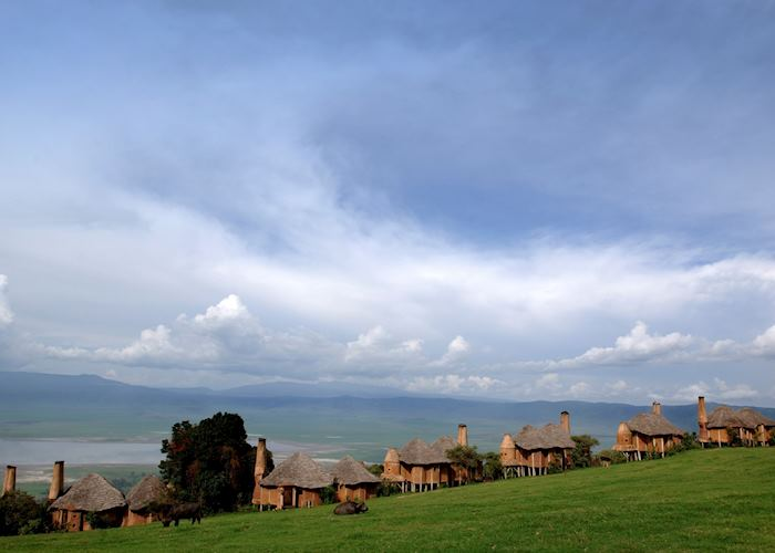 Ngorongoro Crater Lodge, Ngorongoro Conservation Area