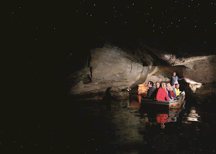 Glow worm caves, Te Anau