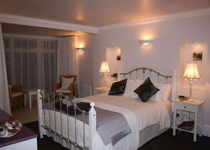 Guest room, Dyers House, Christchurch