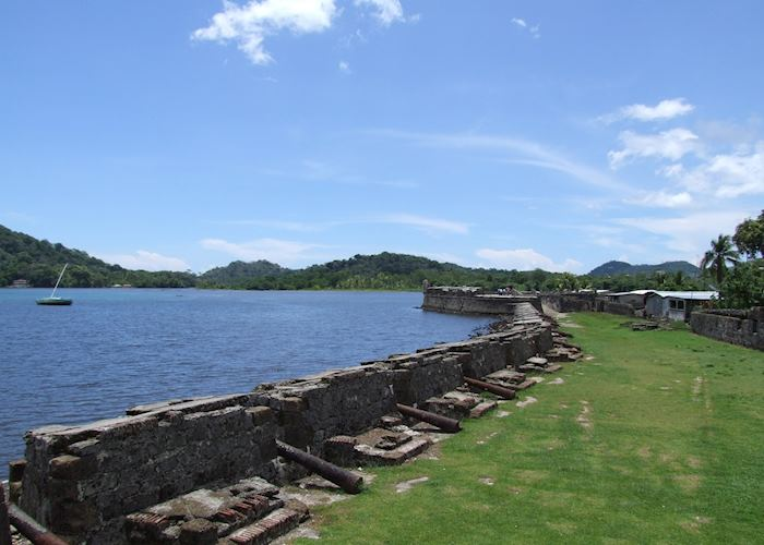 Portobello Fort, Panama