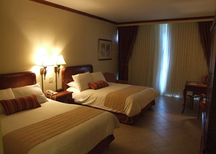 Standard room, Intercontinental Miramar Hotel