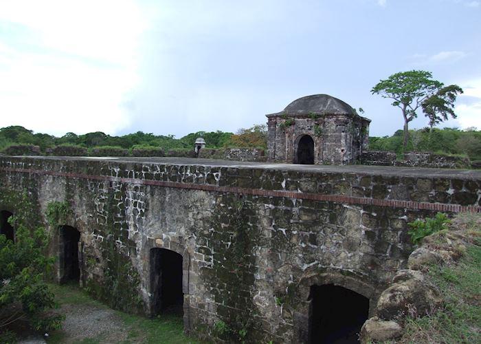 San Lorenzo Fort, Panama