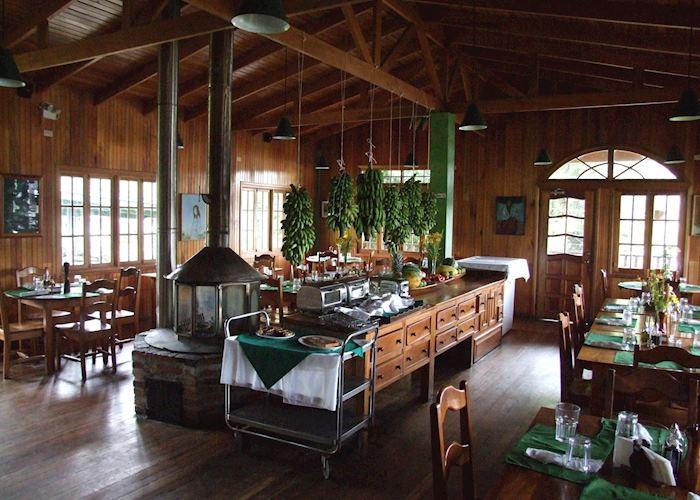 Los Quetzales Lodge, Cerro Punta