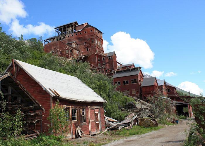 Kennicott Mine near  McCarthy