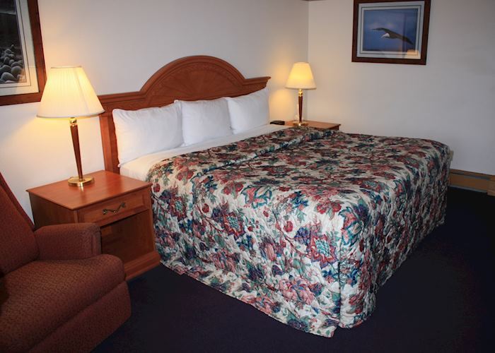 Queen Room, Best Western Valdez Harbour Inn, Valdez