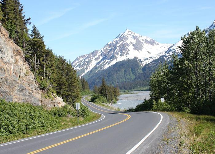 Exit Glacier Road, Seward