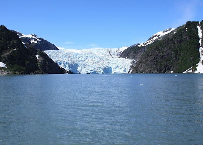 Tidewater glacier, Kenai Fjords National Park