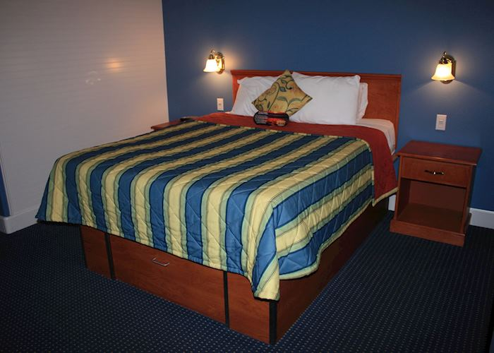 Two bedroom Starboard Bay Suite, Lands End Resort, Homer