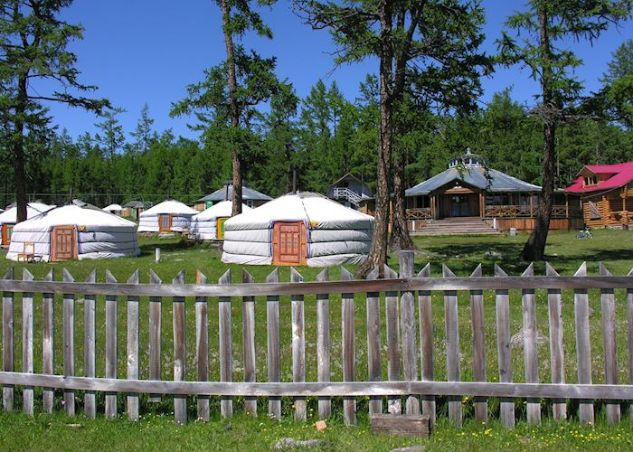 Toilogot Ger Camp, Khuvsgul Lake