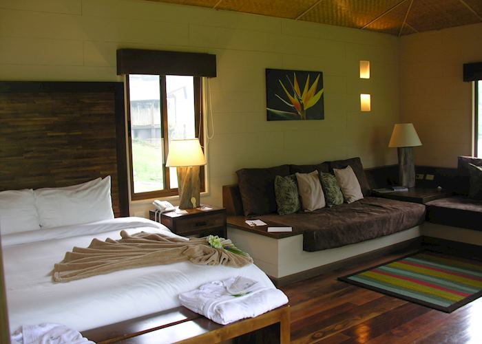 Suite, El Silencio Lodge