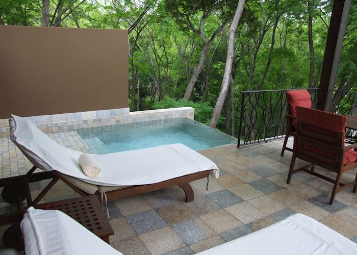 One-Bedroom Suite with Plunge Pool, The Four Seasons Resort