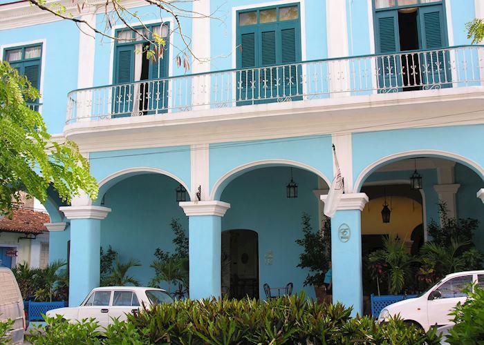 Hotel del Rijo, Sancti Spiritus